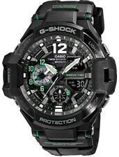 Casio G-Shock Mens Wrist Watch GA1100-1A3 GA1100-1A3CR Gravitymaster Twin Sensor