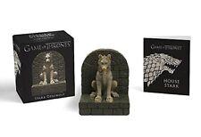 Game of Thrones Stark Direwolf Running Press Box min AC 50995 48 pages Broche