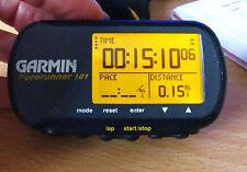 Garmin Forerunner 101 Wrist Mounted Personal GPS Running Training Watch