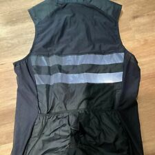 Rapha Brevet Gilet with pockets - mens vest size small