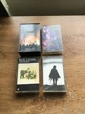 More details for neil young  cassette tapes x4