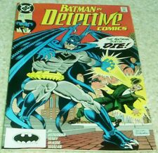 Detective Comics 622, NM- (9.2) 1990 Dark Genesis! 50% off Guide!