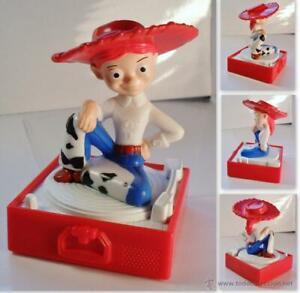 Mcdonalds Happy Meal Disney's Toy Story Jessie - New & Sealed (2004)