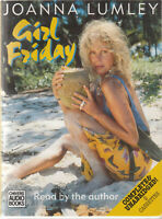 Joanna Lumley Girl Friday 2 Cassette Audio Book Unabridged Desert Island True