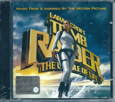 Lara Croft. Tomb Raider The Cradle of Life (2003) CD NUOVO Moby. Filter. P.D.O.