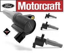 Set of 4 Motorcraft Ignition Coils DG-522 2009-2014 Ford 2.0 L4 2.5 L4