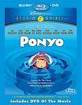 Ponyo [Two-Disc Blu-ray/DVD Combo]
