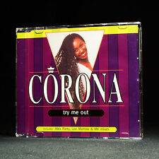Corona - Try Me Out - music cd EP