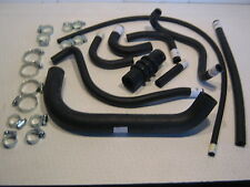 TRIUMPH GT6 RADIATOR, HEATER HOSES & PIPES + CLIPS