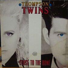 DISQUE VINYLE - 33 Tours -  Thompson Twins - Close to the bone - Arista