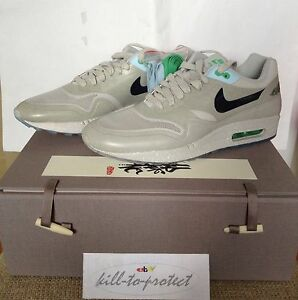 NIKE x CLOT AIR MAX 1 One SP Kiss Of Death US 10.5 UK 9.5 SIGNED SPECIAL BOX2013