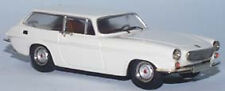 wonderful modelcar VOLVO P1800 ES 1972 1:43 in white