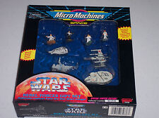 Star Wars Micro Machines REBEL FORCES GIFT SET - 1994 Galoob MISB!!!!