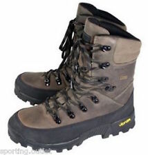Jack Pyke Hunters Boots Fishing Hiking Shooting Stalking Leather Waterproof New