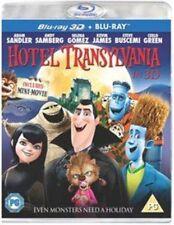 Hotel Transylvania 3d 2d Blu-ray UK BLURAY