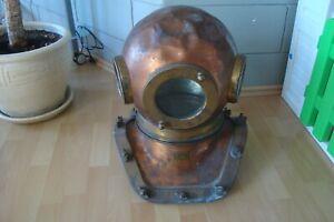 Rare Original Soviet russian 12-bolt Diving Helmet  made in USSR/ 1966 N.847