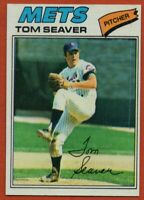 1977 Topps #150 Tom Seaver Near Mint-Mint New York Mets FREE SHIPPING