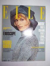 magazine de Mode ELLE #2497 8 novembre 1993 cover Yasmin Lebon