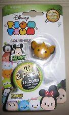 Disney Tsum Tsum 2 Pack Mini Figures Series 3 - Pack picked at random - New