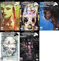Do Androids Dream of Electric Sheep? #2-4 (2009-2011) Boom Comics - 5 Comics