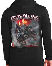 Cold As Life - For The Few HOODED SWEATER SIZE L DEATH THREAT KICKBACK MADBALL