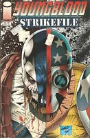 *YOUNGBLOOD STRIKEFILE, Vol 1, No 2  from IMAGE COMICS [ND]