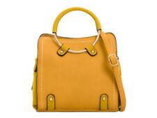 Ladies Faux Leather Clutch Bag Shoulder Bag Purse Top Ring Handle Handbag KT888