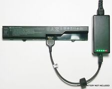 External Laptop Battery Charger for HP ProBook 4320s 4520s, 587706-X 586006 PH06