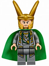 LEGO 6868 - Super Heroes - LOKI - Mini Figure / Mini Fig