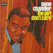 GENE CHANDLER The Girl Don't Care BRUNSWICK RECORDS Sealed Vinyl Record LP