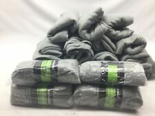 """Imperial Home 21 Pack Wholesale Soft Cozy Fleece Blankets - 50"""" x 60"""" Comfy Thro"""