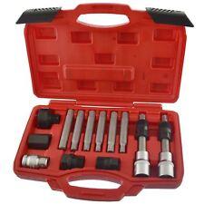 """Alternador conjunto de herramientas/Reparación/Eliminación/Polea Bosch 13pc Kit 1/2"""" Drive AN03"""