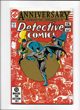 DETECTIVE COMICS #526 [1983 VG-FN] ANNIVERSARY ISSUE!