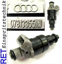 Einspritzdüse 078133551N Audi 80 Cabrio 2,6 gereinigt & geprüft