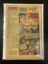 CHAMBER OF CHILLS #19, Pre Code Horror, Harvey 1953, Coverless