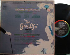The Gay Life  (Soundtrack) (Capitol) (Barbara Cook, Walter Chiari) (Don Walker)
