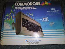 Commodore 64 Personal Computer Complete Computer System NIB