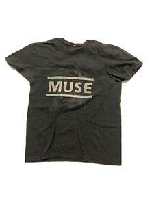 MUSE tee Black Medium T-shirt