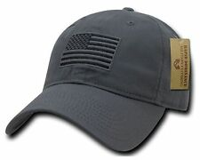 Baseball Cap USA Flag Army Military Hunting Tactical Fashion Camo Licensed Hats