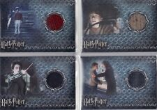 Harry Potter Rare San Diego SDCC 08 4 Card Costume Set  SD08-C1 - SD08-C4