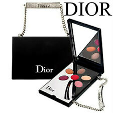 "100% Authentic Exclusive seltene Dior Couture ""Swarovski Diamanten"" Augen & Lippen Palette"