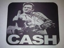 JOHNNY CASH GIVING THE FINGER MOUSE PAD BRAND NEW DAB MAT
