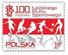 Poland / Polen 2008 - Mi 4387** 100th anniversary of the Lodz Sports Club