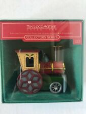 "Hallmark Collector's Series ""Tin Locomotive"" 1986 New"