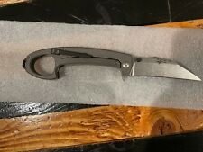 New Half Face Blades SHPOS Folder