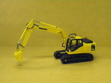 Komatsu Diecast Construction Equipment