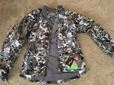 Sitka Men's Celsius Insulated Hunting Jacket Optifade Elevated II Medium tall