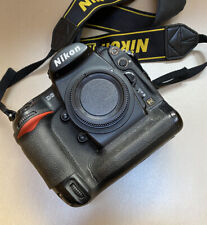 Nikon D3 12.1MP Digital SLR Camera Body and Battery Shutter Count In Pics !