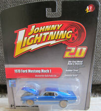1:64 Johnny Lightning Mickey Thompson '70 Ford Mustang
