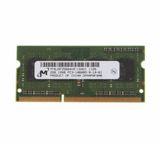2GB DDR3 LAPTOP MEMORY PC3 10600S 4GB RAM SODIMM 204 PIN 1333MHZ